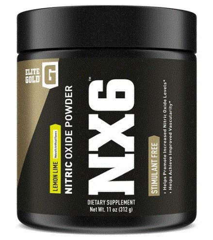 Complete Nutrition Elite Gold NX6 Nitric Oxide Supplement, Increase Vascularity and Endurance, Beta Alanine, Nitrosigine (1)
