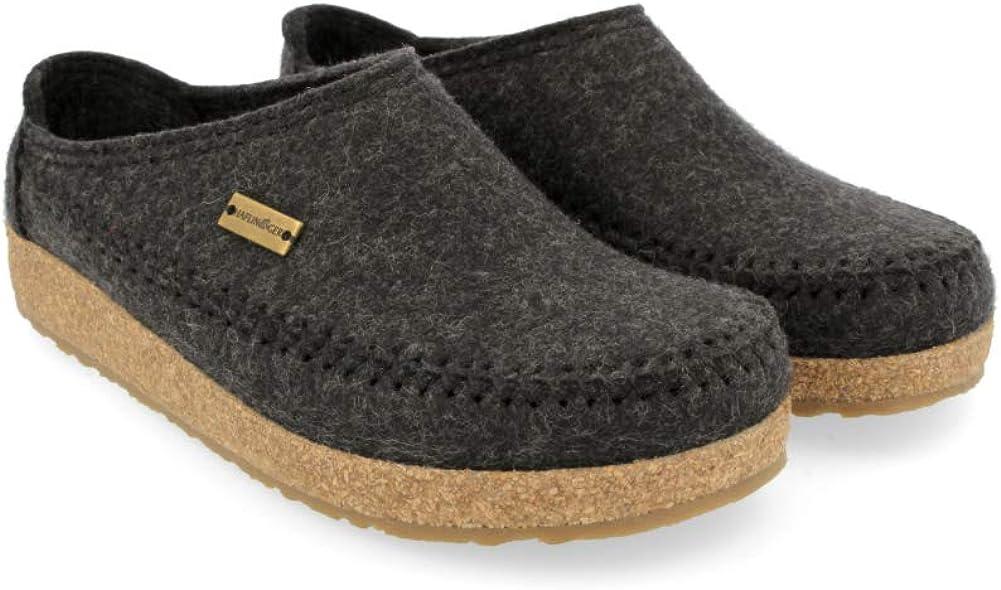 favorite HAFLINGER Unisex Montana Cheap sale Clogs Felt Wool
