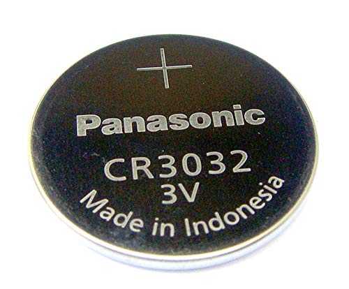Panasonic CR3032 - Pila de litio de 3 V (no 2032)