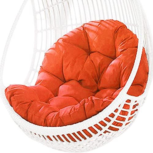 Cojines para sillas, resistentes al agua, para colgar, para sillas, transpirables, suaves, para patio, para exteriores, para colgar, para sillas, cojines para sillas, columpios para sillas con huevos,