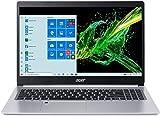 Acer Aspire 5 15.6' FHD IPS Laptop Computer 10th Gen Intel Core i5-1035G1 Processor (Up to 3.6GHz) 8GB RAM 256GB SSD WiFi 6, HD Webcam, Fingerprint Reader, Backlit Keyboard, Windows 10 Pro