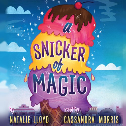 A Snicker of Magic audiobook cover art