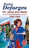 101 AVENUE HENRI MART: La Bicyclette bleue 1942- 1944 (Le Livre de Poche)