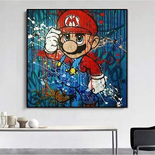N / A Pintura sin Marco Lienzo Impreso decoración del hogar