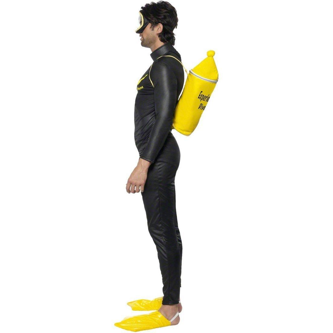 Traje de buzo de neopreno disfraz acuático nadador vestuario ...