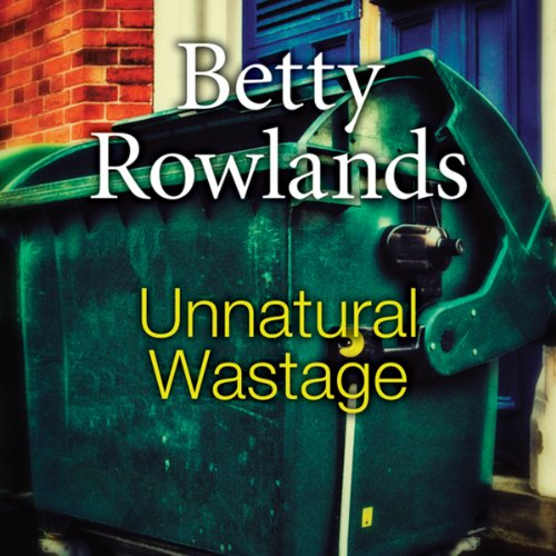 Unnatural Wastage audiobook cover art