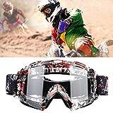 Gafas de motocross Dirt Bike Racing (P932 Clear-Lens)
