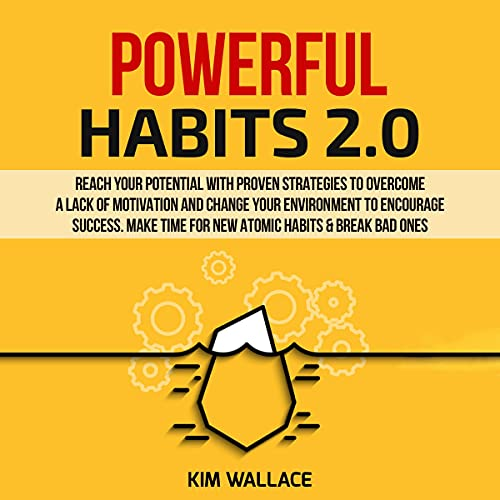 Powerful Habits 2.0 cover art