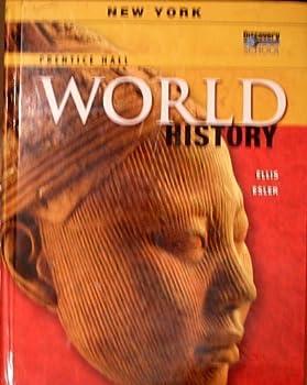 Prentice Hall World History, NEW YORK 0131337025 Book Cover