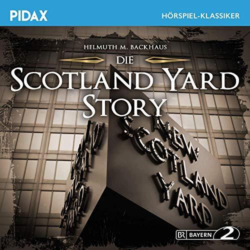 Die Scotland Yard-Story Titelbild