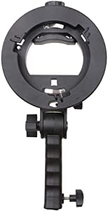 certainoly S-type Flash Stand for Bowens Mount Holder 20  2 1  16 5cm ...