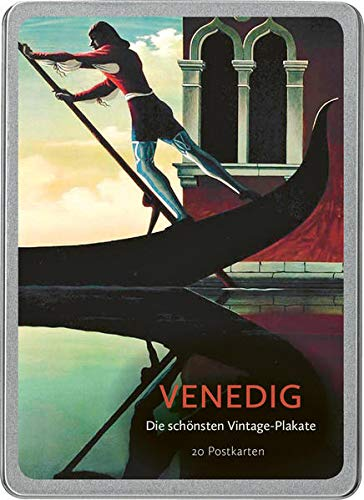 Venedig: Die schönsten Vintage-Plakate