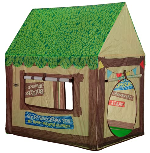Kids Play Tent Children Playhouse - Indoor Outdoor Play Tents for Girls Boys - Toddler Toy House...