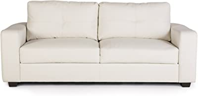 Brilliant White Leather Sofa And Loveseat Interior Design Ideas Caraccident5 Cool Chair Designs And Ideas Caraccident5Info