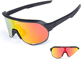 Uv400 Bicycle Glasses Polarized Cycling Eyewear Sport Outdoor Sports MTB Bike Goggles