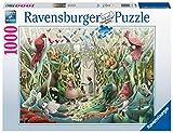 Ravensburger Puzzle, Puzzle 1000 Piezas, El Jardín Secreto, Puzzles para Adultos, Puzzle Animales, Rompecabezas Ravensburger