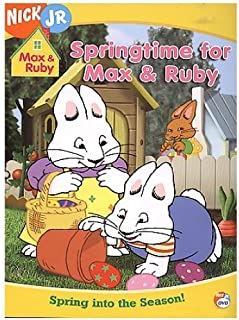 MAX & RUBY-SPRINGTIME FOR MAX & RUBY (DVD) (FF/DOL DIG/ENG)