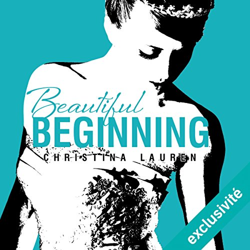 Beautiful Beginning (Beautiful 3.5) audiobook cover art