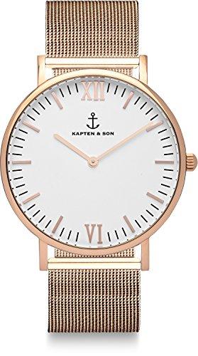 Kapten & Son - -Armbanduhr- CA00A0725D11A