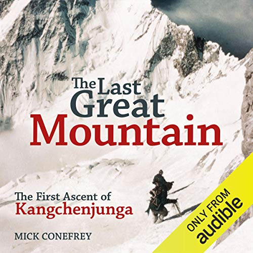 The Last Great Mountain cover art