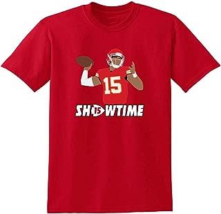 RED Kansas City Mahomes Showtime T-Shirt