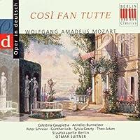 Cosi Fan Tutte (Excerpts)