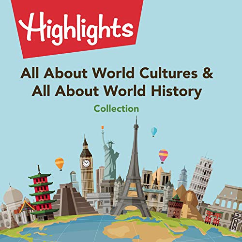 『All About World Cultures & All About World History Collection』のカバーアート