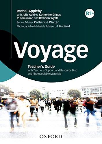 Voyage B1+. Teacher's Book + Teacher's Resource Pack