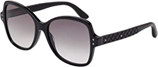 Sunglasses Bottega Veneta BV 0045 S- 001 BLACK/GREY