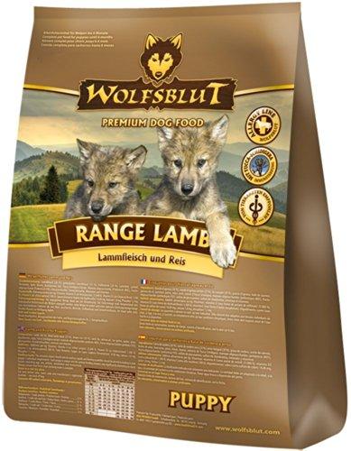 Wolfsblut | Range Lamb Puppy | 15 kg | Lamm | Trockenfutter | Hundefutter | Getreidefrei