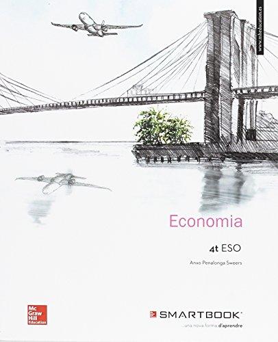 LA+SB - ECONOMIA 4 ESO. LLIBRE ALUMNE + SMARTBOOK CATALU|A. - 9788448612924