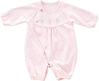赤ちゃんの城 低体重児用品 ツーウェイドレス 45cm ウィッシュ スムース 春 秋 冬 綿100% 日本製