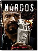 Narcos: Season 3 [Edizione: Stati Uniti] [Italia] [DVD]