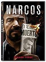 Narcos: Season Three [DVD]
