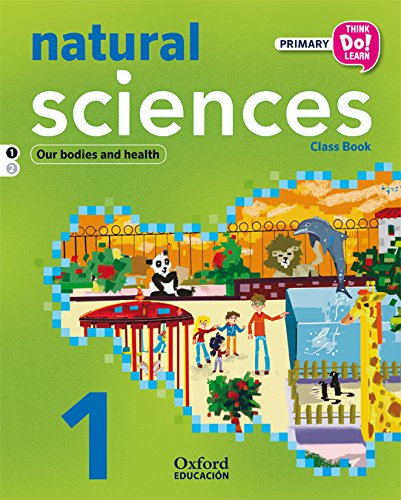 Think Do Learn Natural Science 1º Primaria Libro del Alumno Módulo 1 - 9788467383751