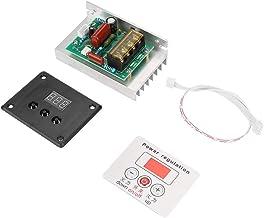 AC 220V SCR Voltaje Regulador electrónico Controlador de velocidad del motor 8000W Tablero controlador de velocidad del motor para estufas eléctricas etc