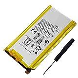 Backupower Batteria di Ricambio per Motorola Moto Z Play GL40 Akku Accu Batterie Battery 3300mAh 12.5Wh