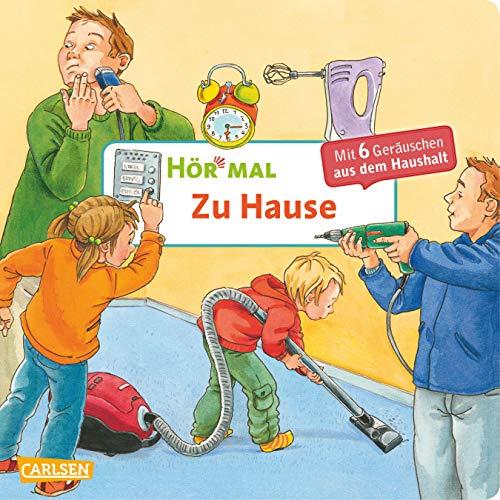 Hör mal (Soundbuch): Zu Hause