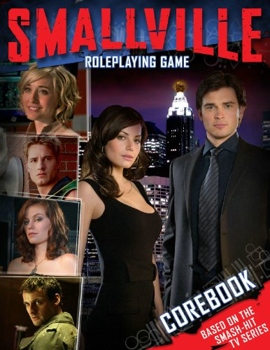 Smallville Roleplaying Game