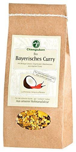 Chiemgaukorn Bio Bayerisches Curry 220 g