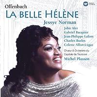 Offenbach - La Belle H茅l猫ne / Jessye Norman, John Aler, Bacquier, Lafont, Burles, Alliot-Lugaz, Capitole de Toulouse, Plasson by Jacques Offenbach (2004-01-01)