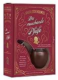 Moses- Sherlock Holmes – El Silbato Fumador | Puzle de Madera | con 20 molinillos de cerillas...