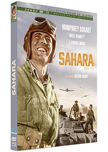 Sahara [Blu-ray] [FR Import]