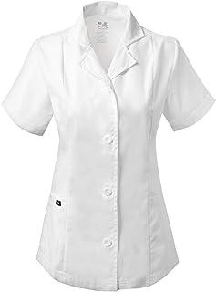 """Dagacci Medical Uniform 35"""" Unisex Lab Coat White XS to 2XL"""