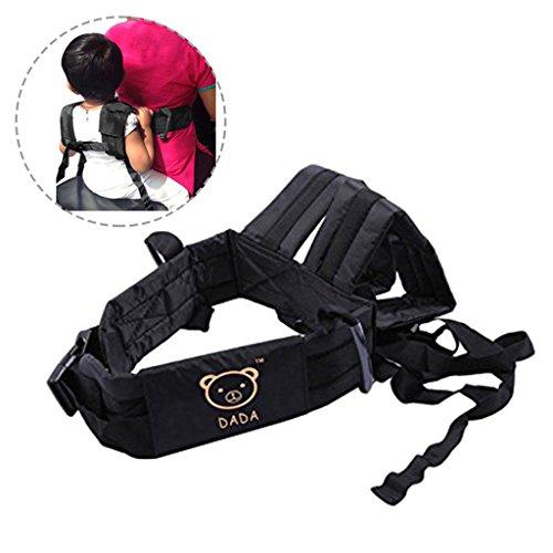 Cintura di sicurezza per bambini, ideale per portare il bimbo in moto o su veicoli elettrici