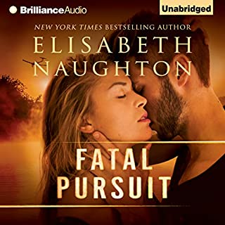 Fatal Pursuit audiobook cover art