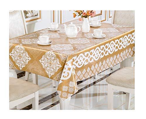 Yxx max Rechthoekige Tafelkleed Eenvoudige Pastorale Koffie Tafelboek Tafelkleed Klein Vers Waterdicht Huishoudelijke Eettafelkleden