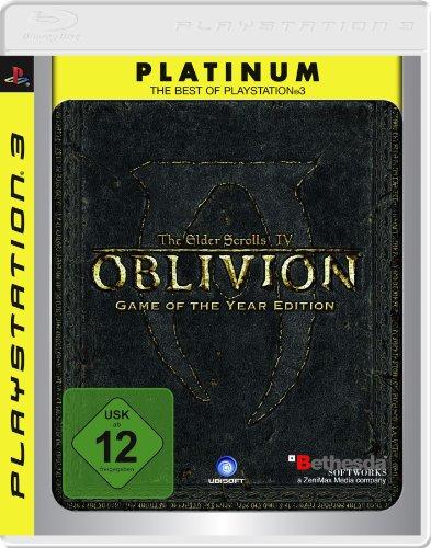 The Elder Scrolls IV: Oblivion - Game of the Year Edition [Software Pyramide] [Edizione: Germania]