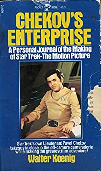 Mass Market Paperback Chekov's Enterprise: A Personal Journal of the Making of Star Trek, the Motion Picture Book
