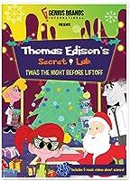 Thomas Edison's Secret Lab: Twas the Night Before [DVD] [Import]